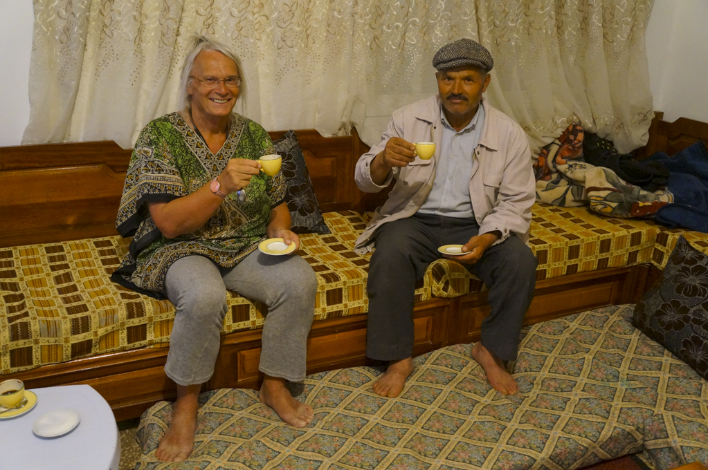Tunesische Gastfreundschaft