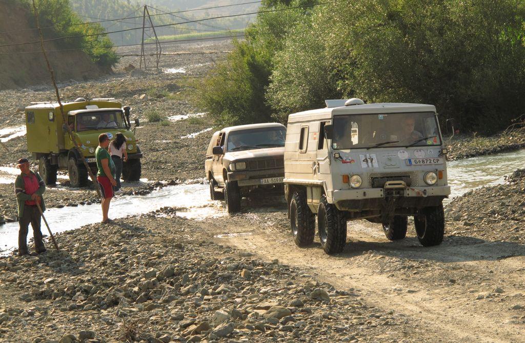 Warnung vor Albanien!!!