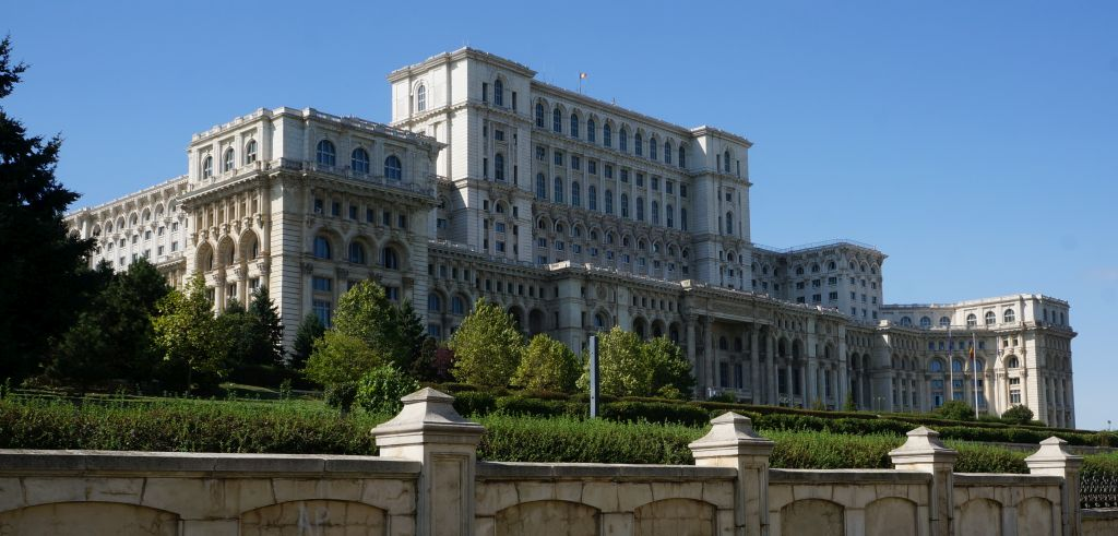 Rumänien Splitter