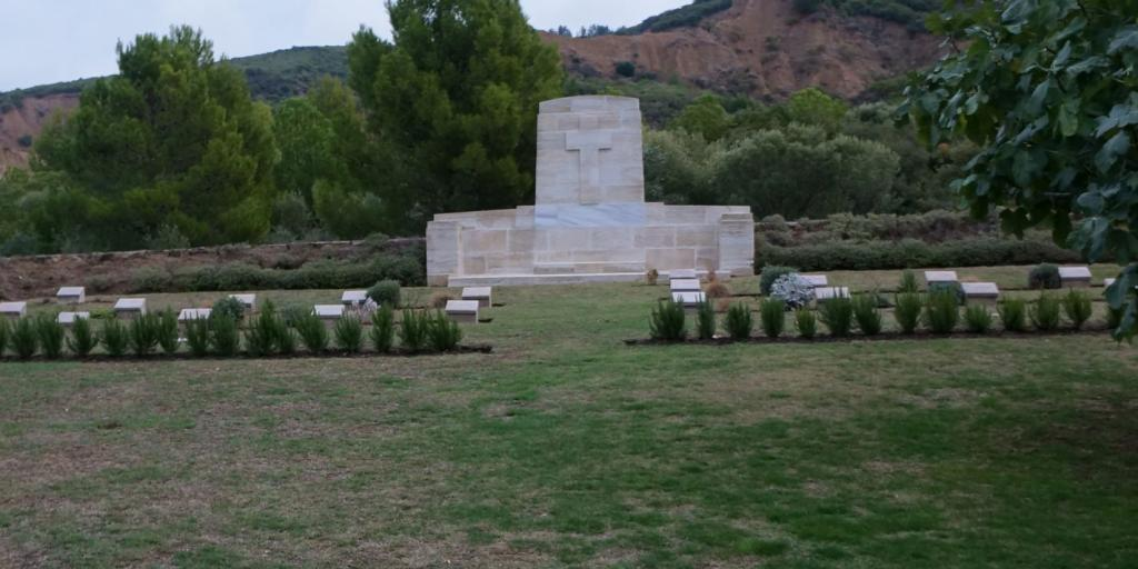 Gallipoli Anzac Friedhof