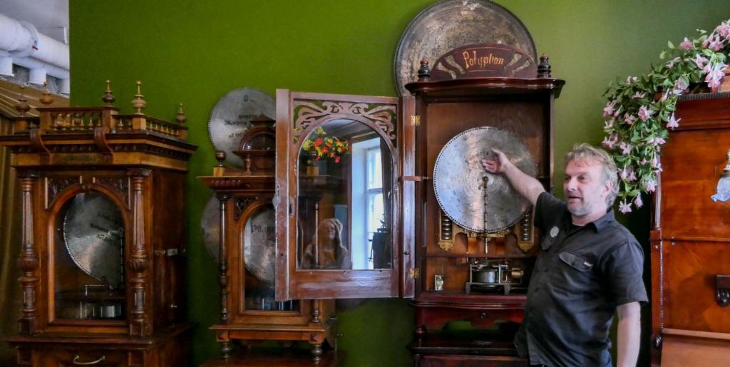 02 - Varkaus Musikmuseum - Spieluhr