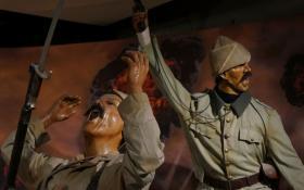 Gallipoli Museum: Das Sterben der Puppen