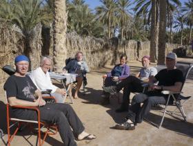 Douz Desert Club Camping