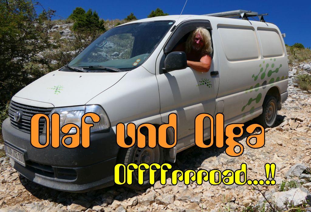 Der Berg ruft: Olaf und Olga
