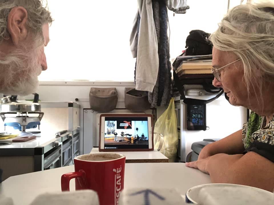 Online Gottesdienst in der Arktis