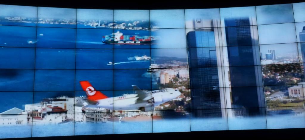 Gallipoli Multimedia-Show