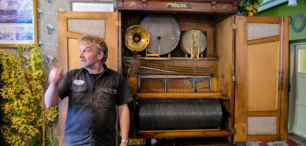 04 - Varkaus Musikmuseum - Musikwalze