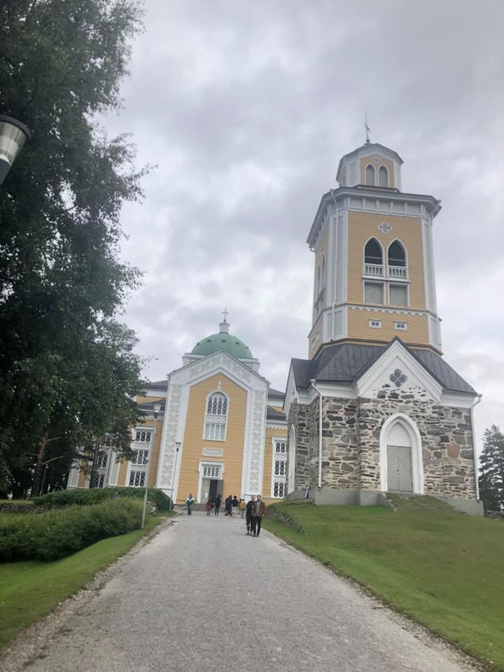 Holzkirche von Kerimäki